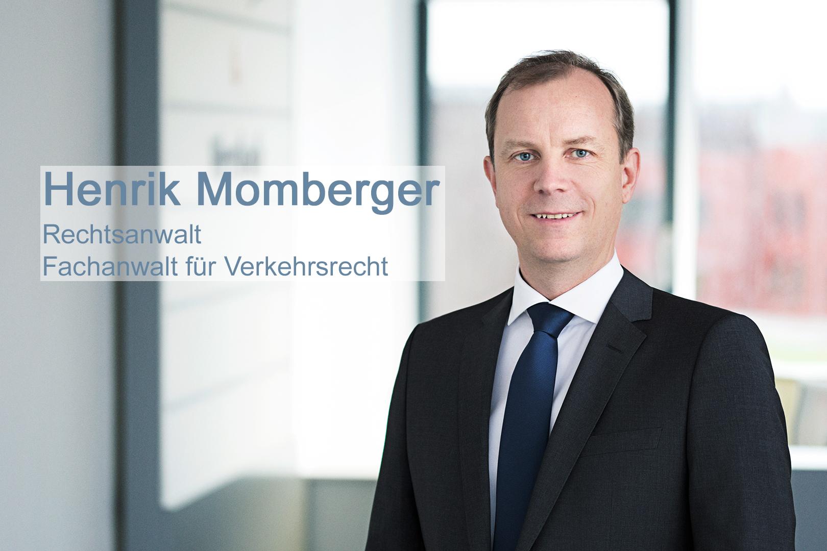 Adac Vertragsanwalt Henrik Momberger Rechtsanwalt Und Fachanwalt